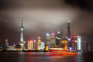 Shanghai Before The Storm